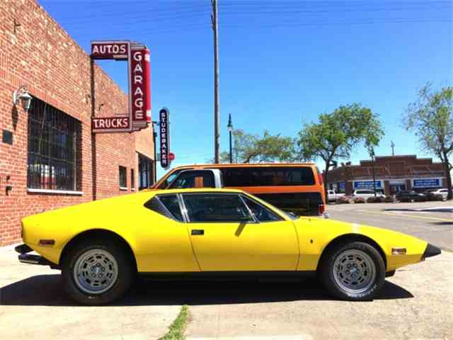 Picture of '73 Pantera - $69,000.00 Offered by Vintage Reserve Garage - LJI8