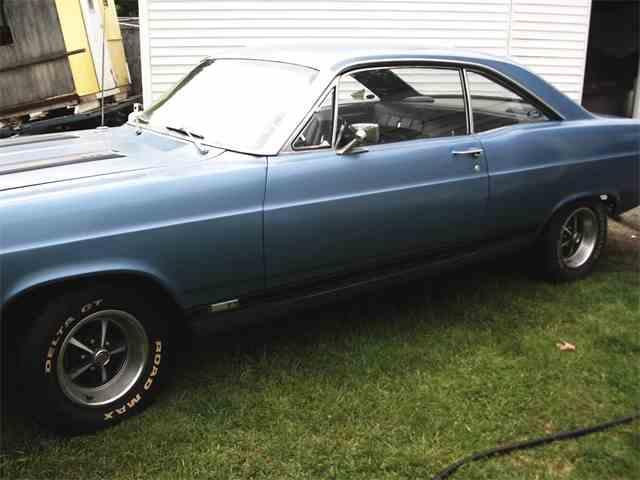 1967 Ford Fairlane GTA | 1005067