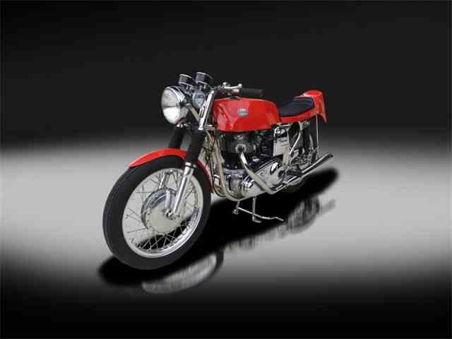 1969 Norton 750 Dunstall Atlas   1005071