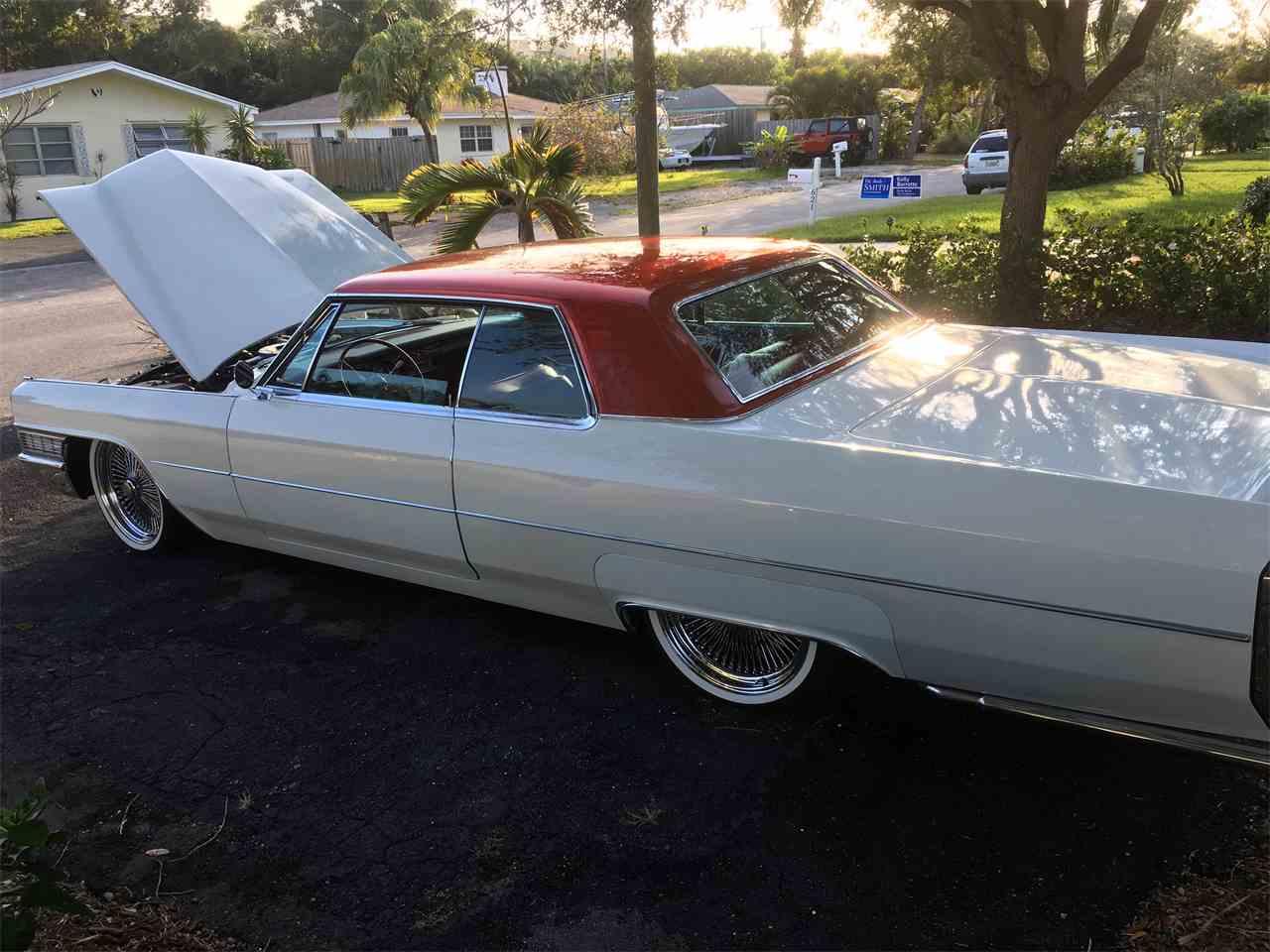 1965 Cadillac Coupe Deville For Sale Classiccars Com