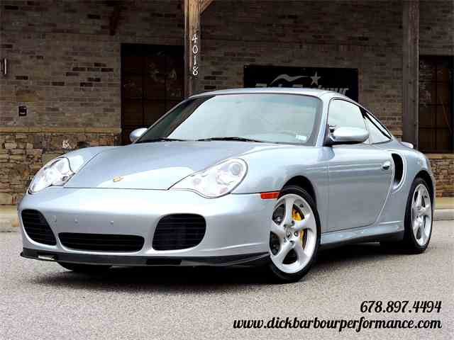 2003 Porsche 911 Carrera Turbo X50 | 1005079