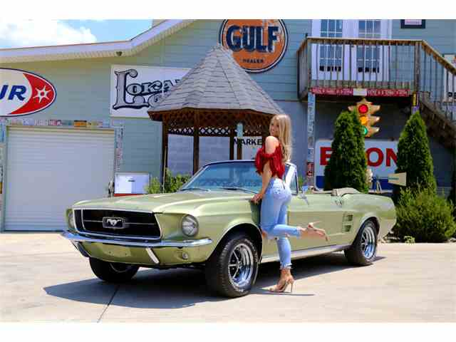 1967 Ford Mustang | 1005085