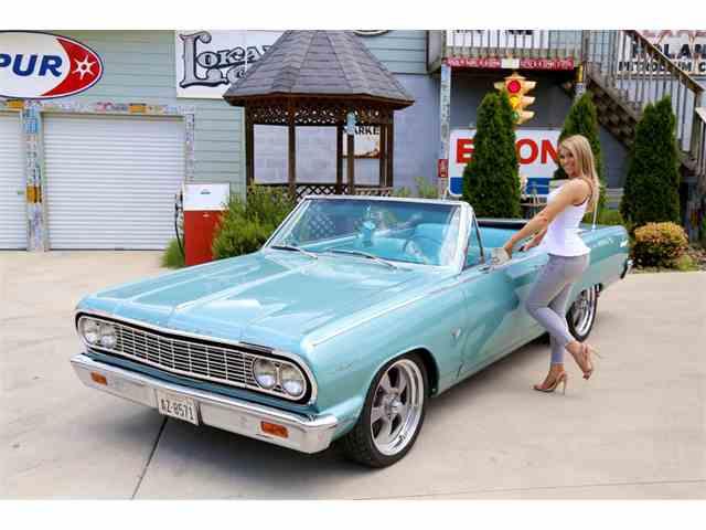 1964 Chevrolet Malibu SS | 1005091