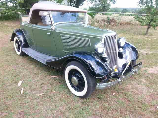 1934 Ford Coupe | 1000051