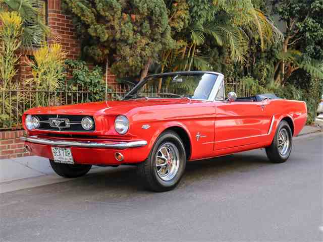 1965 Ford Mustang | 1005102
