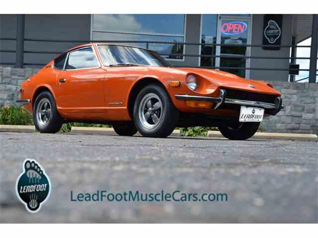 1971 Datsun 240Z   1005104