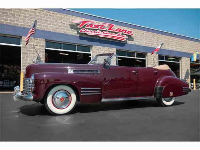 1941 Cadillac Series 62 | 1005106