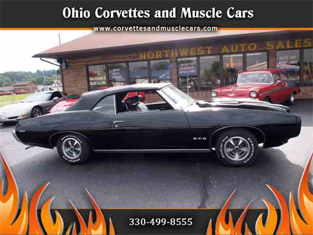1969 Pontiac GTO | 1005109