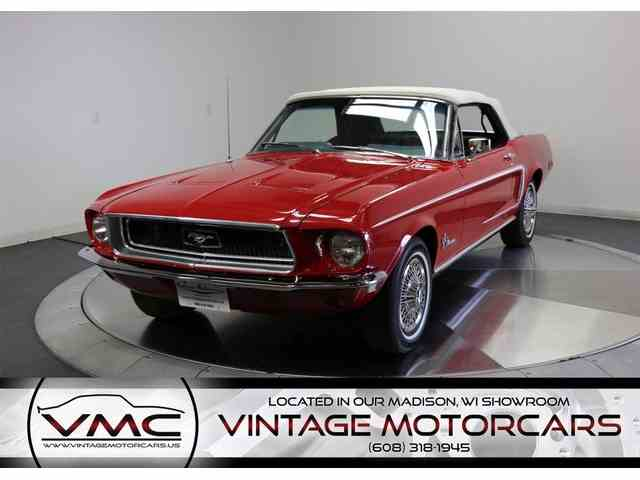 1968 Ford Mustang | 1005121