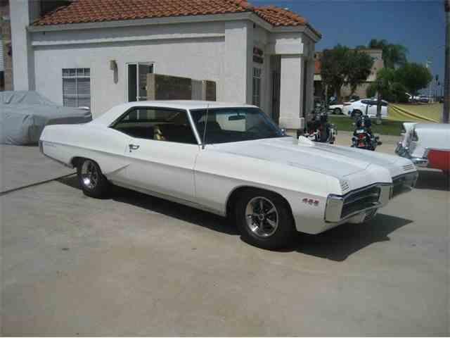 1967 Pontiac Grand Prix | 1005122