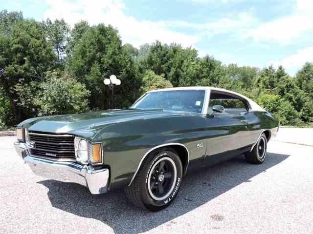 1972 Chevrolet Chevelle | 1005125