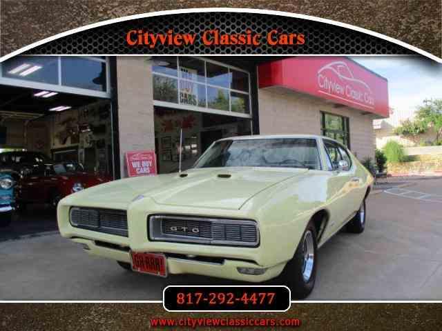 1968 Pontiac GTO | 1005147