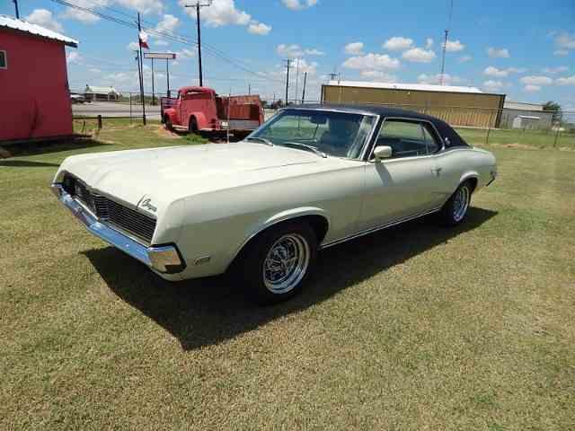 1969 Mercury Cougar | 1000515