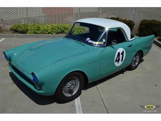 1961 Sunbeam Alpine Racecar | 1005158
