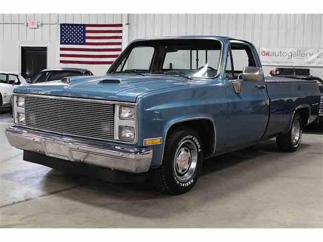 1986 GMC Pickup | 1005162
