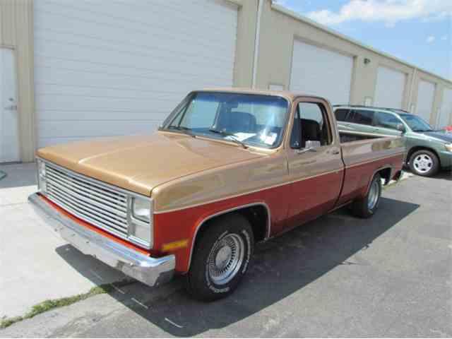 1986 Chevrolet C/K 10 | 1000517