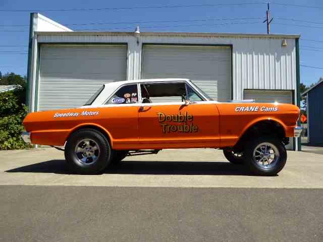 1963 Chevrolet Nova II | 1005172