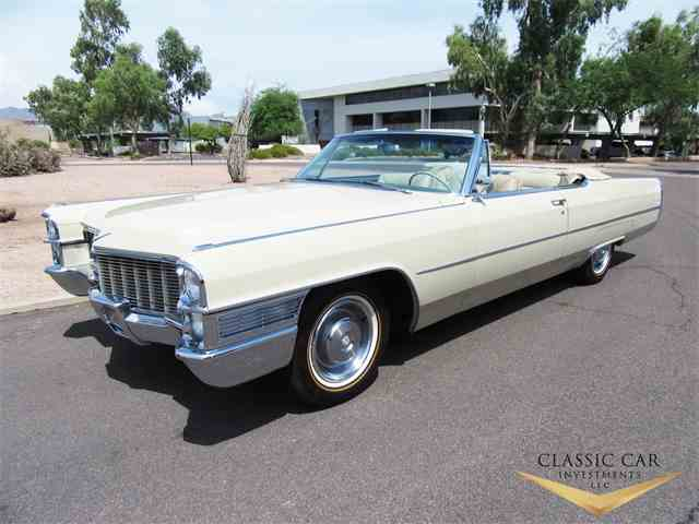 1965 Cadillac DeVille | 1005176
