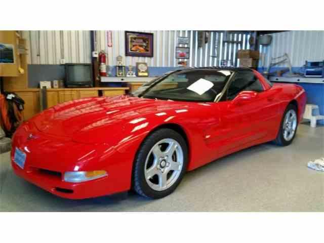 1998 Chevrolet Corvette | 1000519
