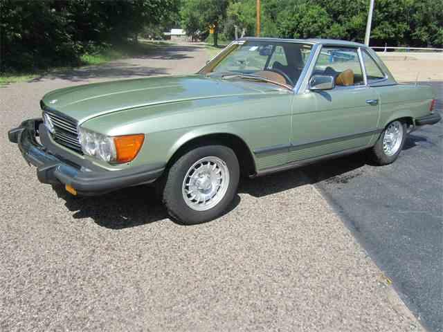 1978 Mercedes-Benz 450SL   1000052