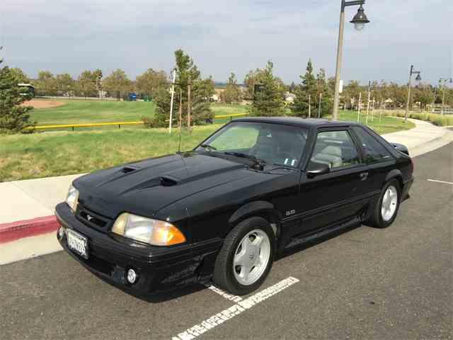 1988 to 1990 ford mustang gt for sale on 6 available. Black Bedroom Furniture Sets. Home Design Ideas