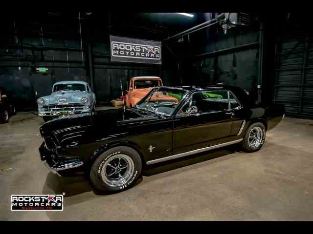 1965 Ford Mustang   1005219