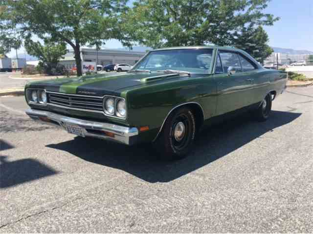 1969 Plymouth Road Runner | 1000522