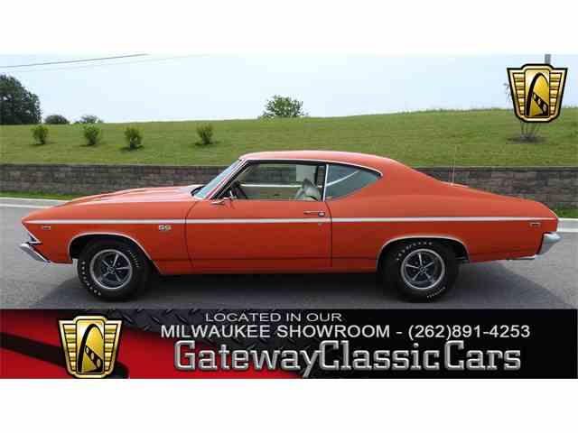 1969 Chevrolet Chevelle | 1005222