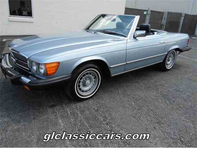 1984 Mercedes-Benz 380SL | 1005230