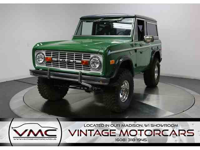 1972 Ford Bronco | 1005239