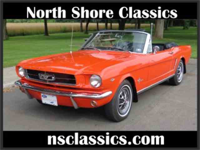 1965 Ford Mustang   1005253