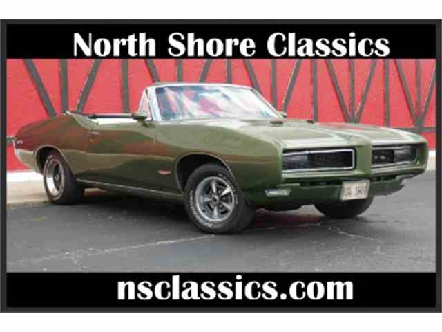 1968 Pontiac GTO | 1005259