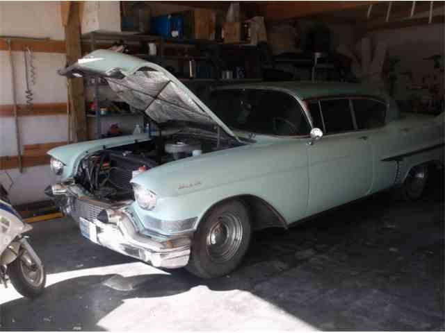 1957 Cadillac DeVille | 1000526