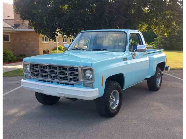 1978 Chevrolet K-10 | 1005265