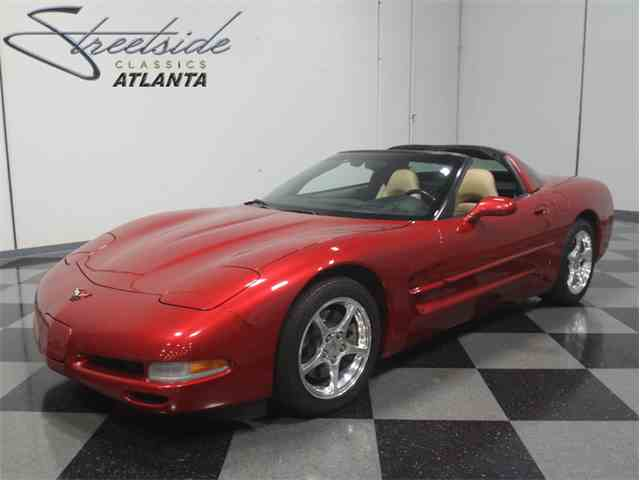 2001 Chevrolet Corvette | 1005282