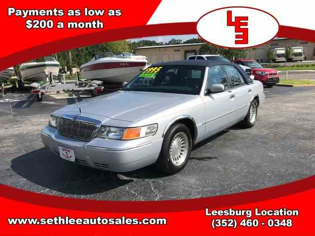 2001 Mercury Grand Marquis | 1005291