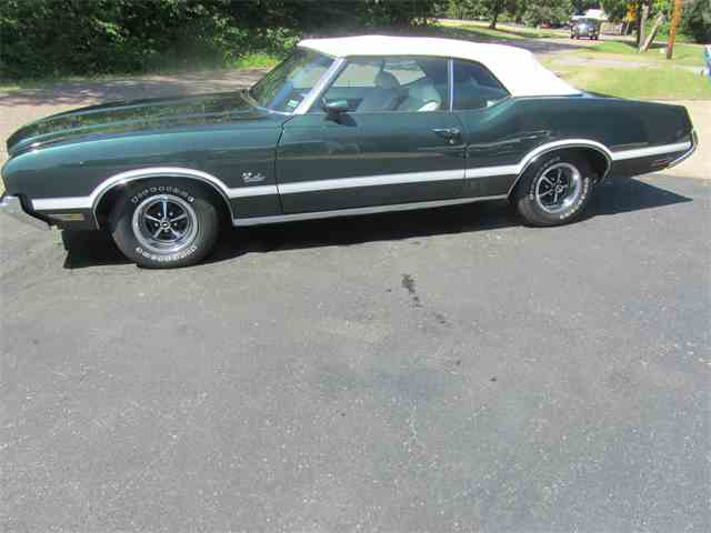 1972 Oldsmobile Cutlass   1000053