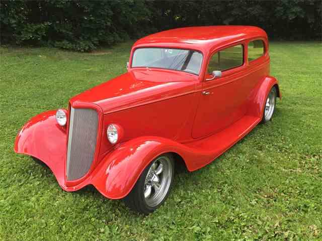 1934 Ford Victoria | 1005310