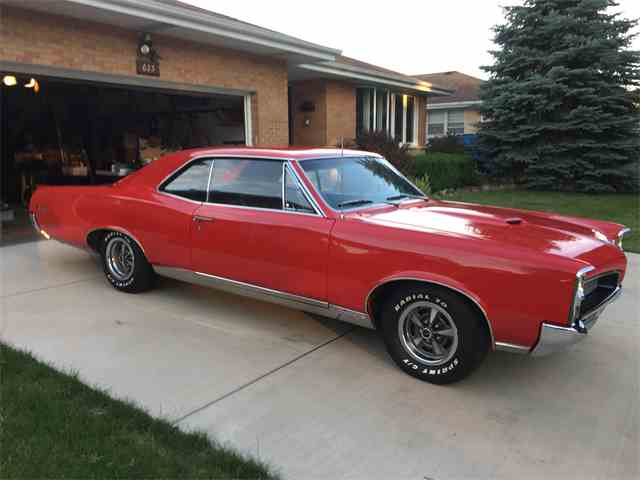Pontiac Gto For Sale On Classiccars Com Available Page