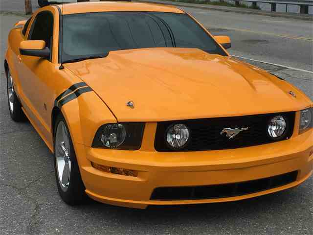 2010 Ford Mustang (Roush) | 1005318