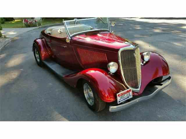 1934 Ford Roadster | 1000534