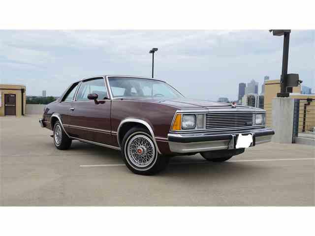 1981 Chevrolet Malibu | 1005342