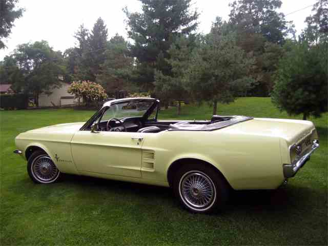 1967 Ford Mustang | 1005348