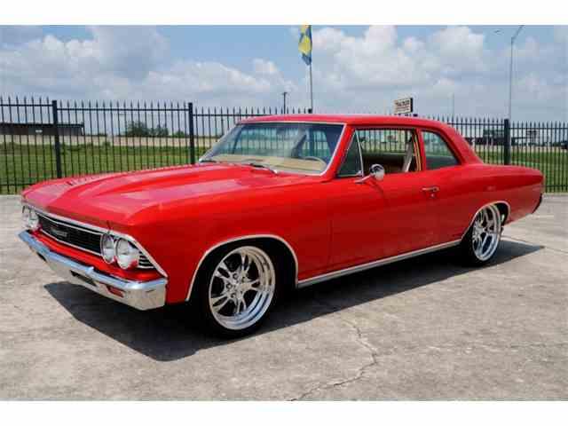 1966 Chevrolet Chevelle   1000535