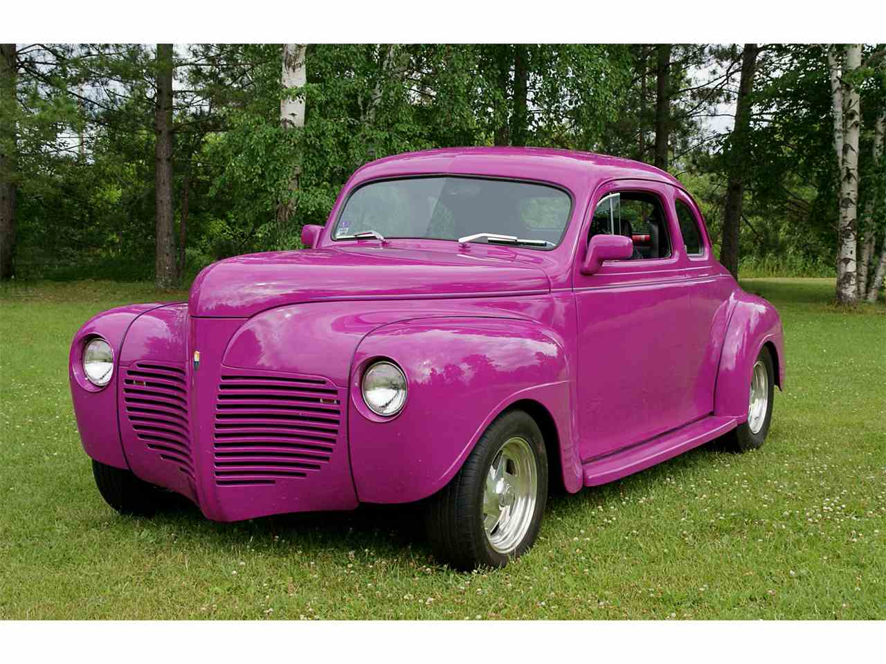 1941 plymouth 2 dr business coupe for sale classiccars for 1941 dodge 5 window coupe