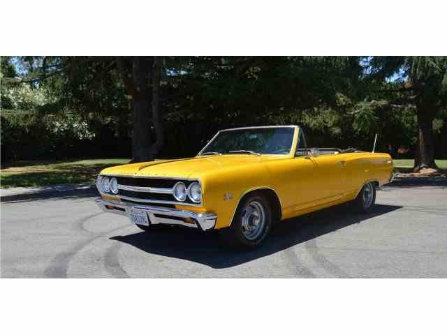 1965 Chevrolet Malibu | 1005362