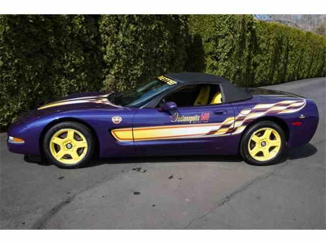 1998 Chevrolet Corvette | 1000537