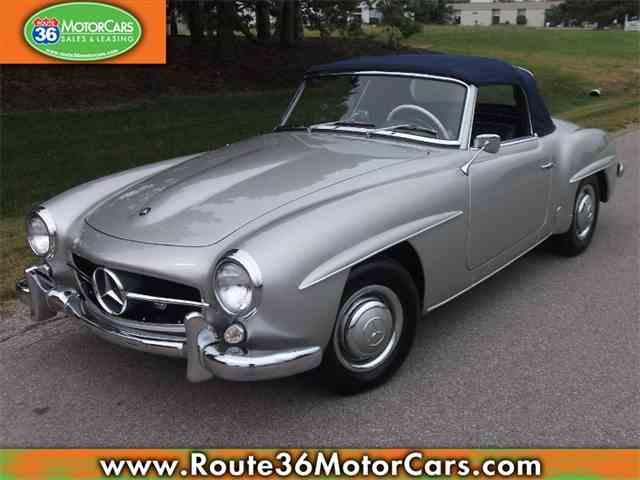 1957 Mercedes-Benz SL-Class | 1005376