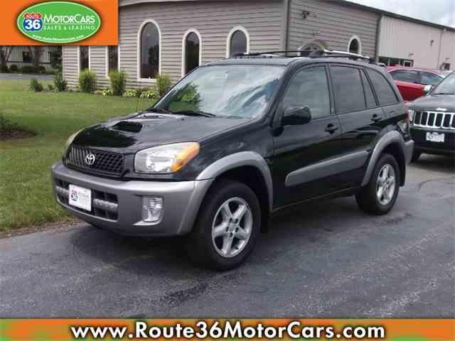 2003 Toyota Rav4 | 1005379