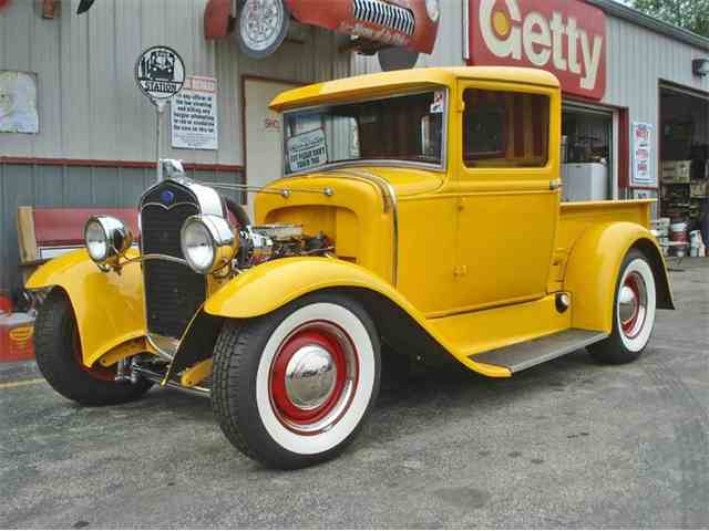 1931 Ford Hot Rod | 1005385